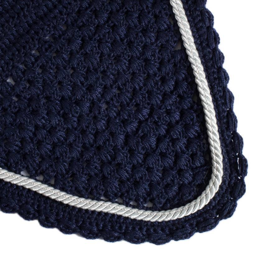 Greenfield Selection M/1 - Bonnet - bleu marine/bleu marine-gris argent