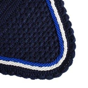 Oornetje - blauw/blauw-wit/koningsblauw