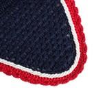 Greenfield Selection M/1 - Bonnet - bleu marine/rouge-blanc