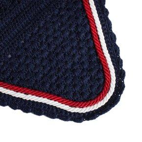 Flyveil – navy/navy-white/red