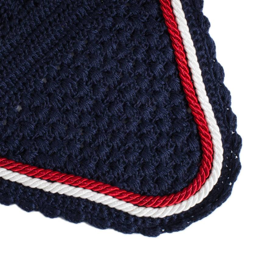 Greenfield Selection M/2 - Flyveil – navy/navy-white/red