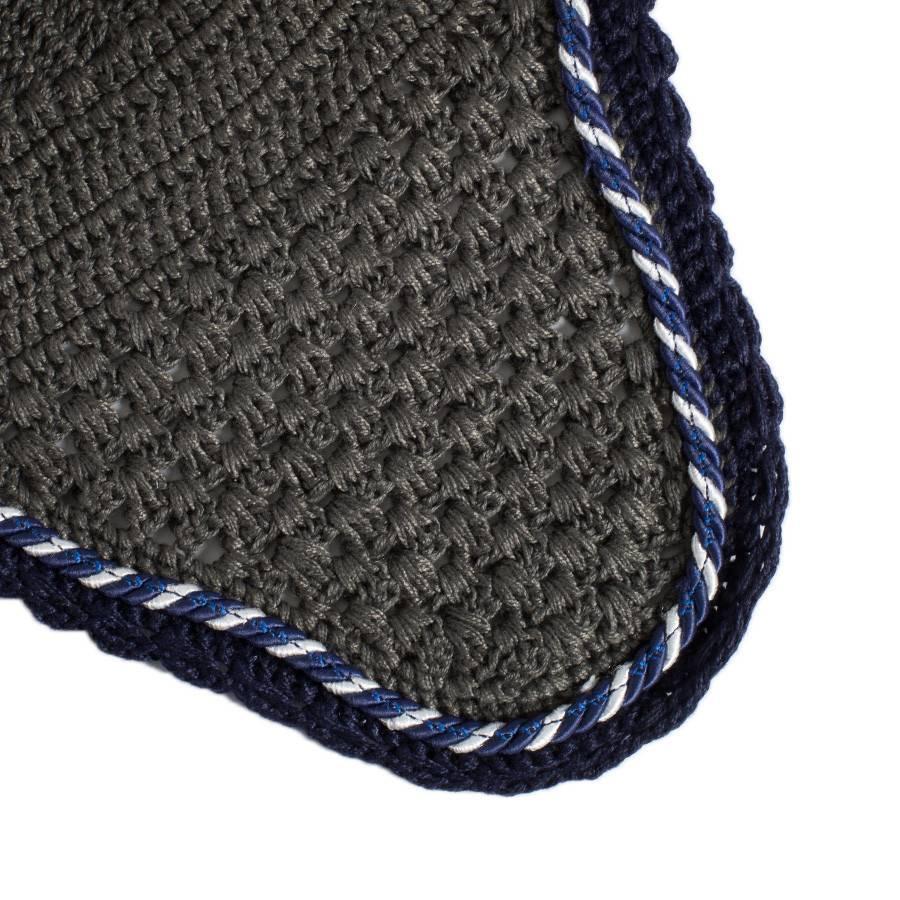 Greenfield Selection M/1 - Bonnet - gris/bleu marine-mix