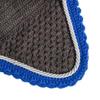 Greenfield Selection Oornetje - grijs/koningsblauw-zilvergrijs
