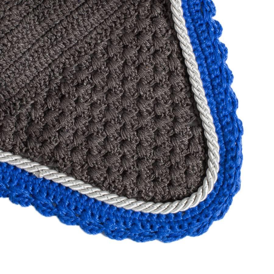 Greenfield Selection M/1 - Bonnet - gris/bleu royal-gris argent