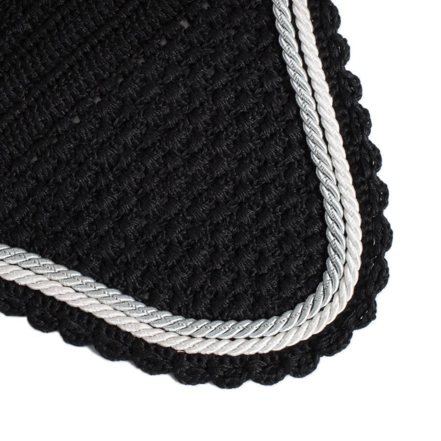 Greenfield Selection M/2 - Bonnet - noir/noir-blanc/gris argent