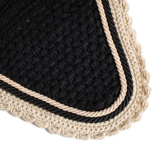 Greenfield Selection Flyveil – black/beige-black/beige