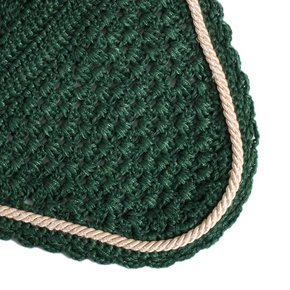 Bonnet - vert/vert-beige