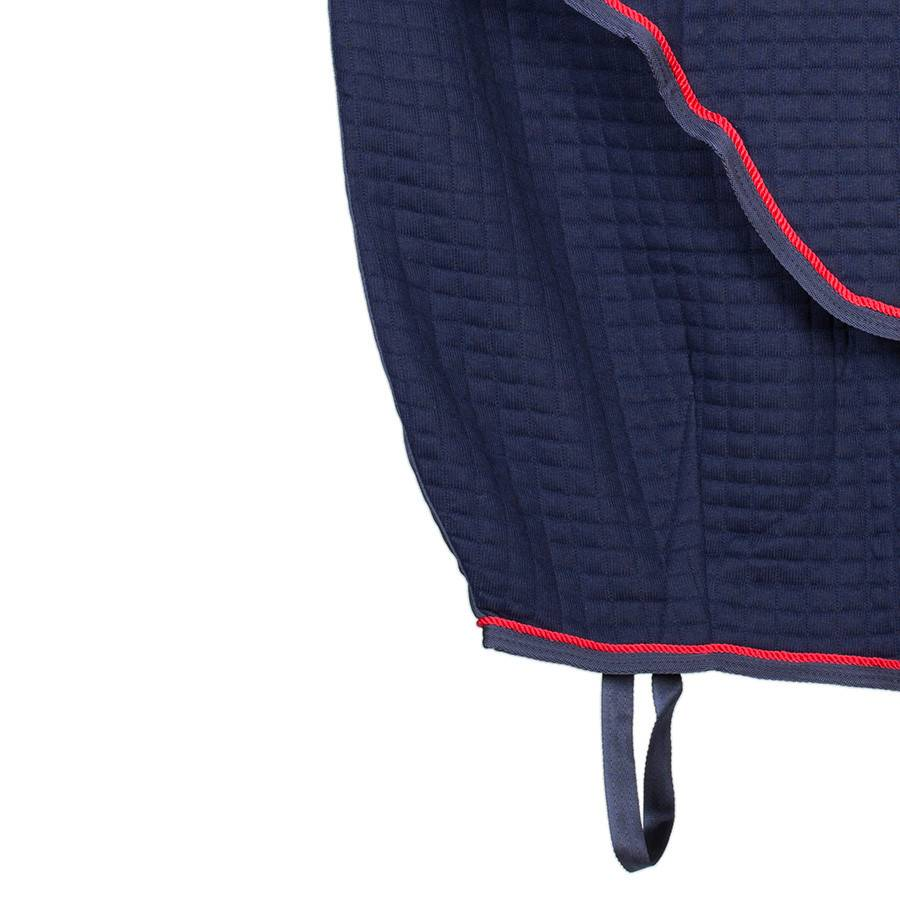 Greenfield Selection Thermotex deken - blauw/blauw-rood
