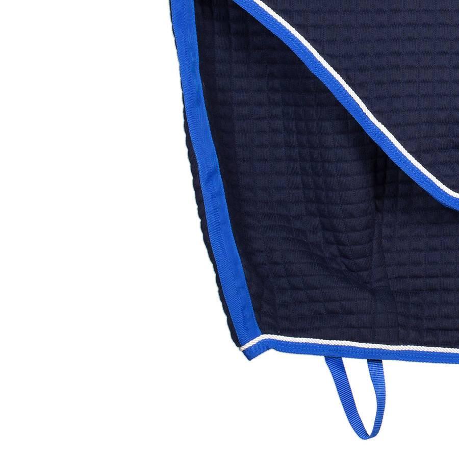 Greenfield Selection Chemise thermo - bleu marine/bleu royal-blanc
