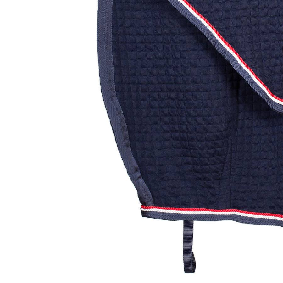 Greenfield Selection Thermotex deken - blauw/blauw-wit/rood