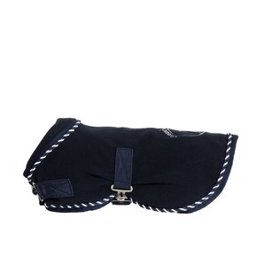 Dog rug fleece - navy