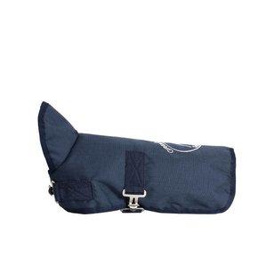 Manteau pour chien imperméable - bleu marine