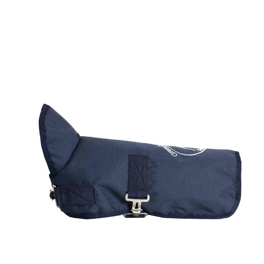 Greenfield Selection Manteau pour chien imperméable - bleu marine