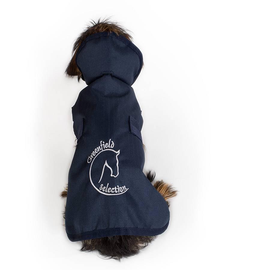 Greenfield Selection Hondendeken buiten - blauw