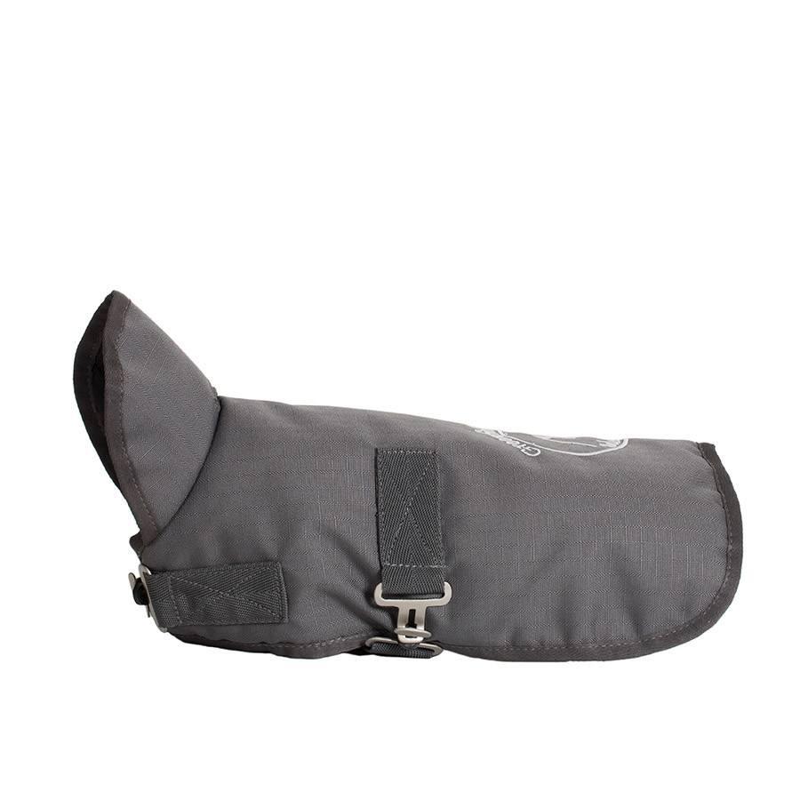 Greenfield Selection Manteau pour chien imperméable - gris