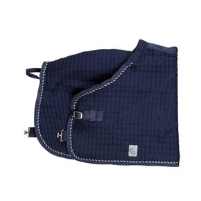 Thermo rug pony - navy/navy-mix