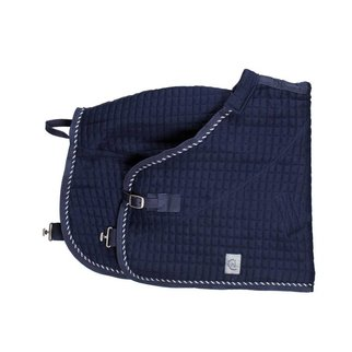 Greenfield Selection Thermo rug pony - navy/navy-mix