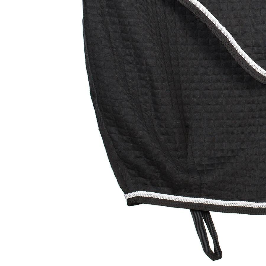 Greenfield Selection Chemise thermo – noir/noir-blanc/gris argent