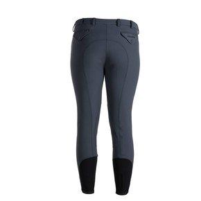 Pantalon d'équitation homme - gris