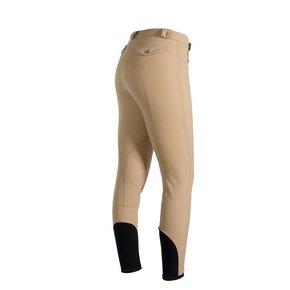 Pantalon d'équitation femme - beige