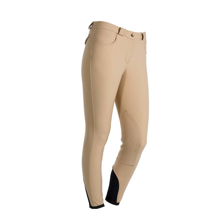 Greenfield Selection Pantalon d'équitation femme - beige