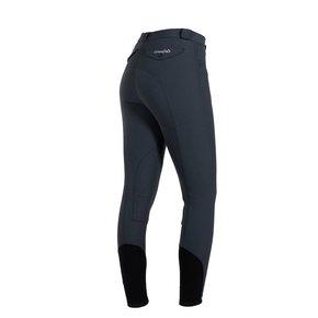 Pantalon d'équitation femme - gris