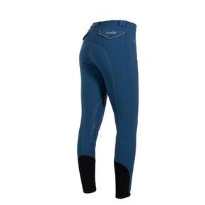 Pantalon d'équitation femme - bleu clair