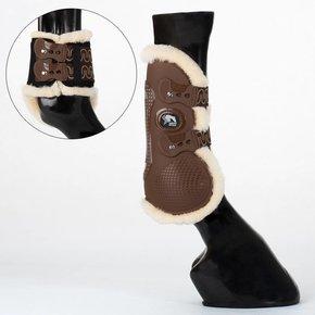 Set woolen boots