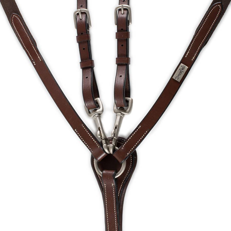 Greenfield Selection P/2050 - Collier de chasse poney