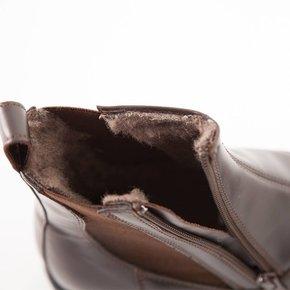 Boots fourrées