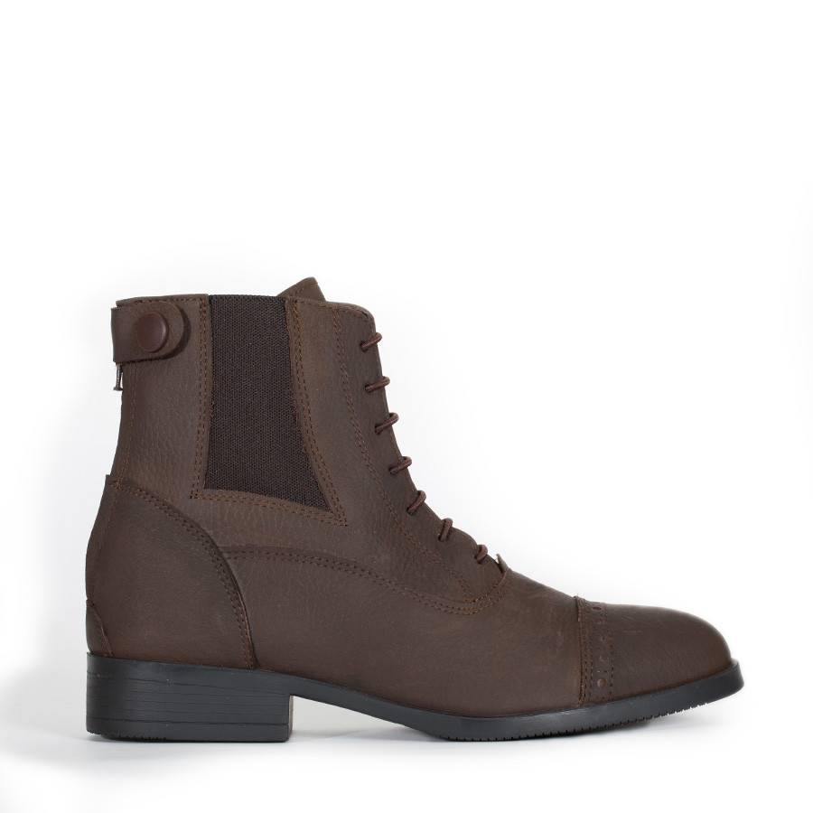 Greenfield Selection Boots avec lacets