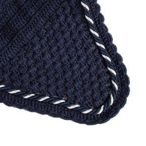 Poney - Bonnet - bleu marine/bleu marine-mix