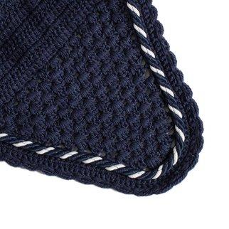 Greenfield Selection Bonnet poney - bleu marine/bleu marine-mix