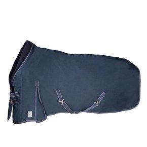 Katoenen deken kraag pony