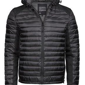 TJ - Hooded Outdoor Crossover - Knitted - Jacket men