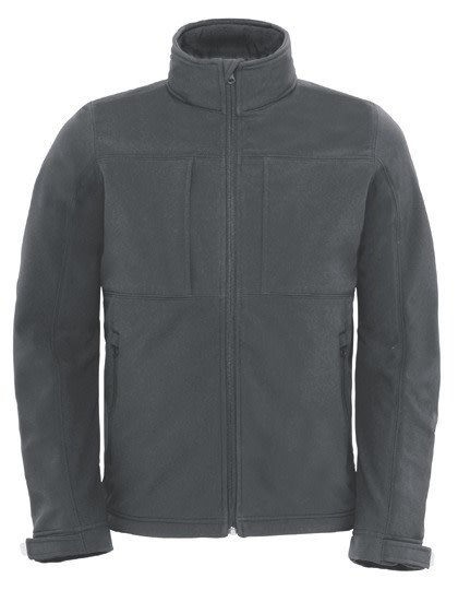B&C B&C - Hooded Softshell - Jacket - men
