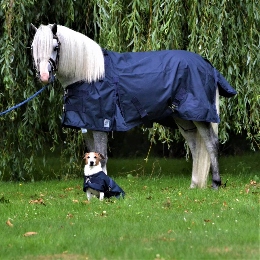 Greenfield Selection Buitendeken 200 gram pony
