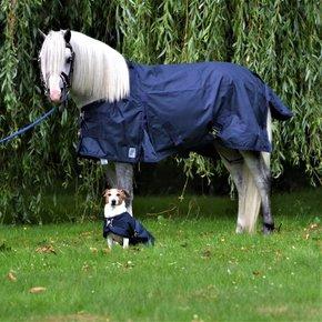 Buitendeken 400 gram pony