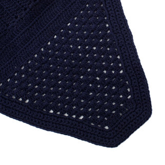 Greenfield Selection Bonnet - Droit - bleu marine