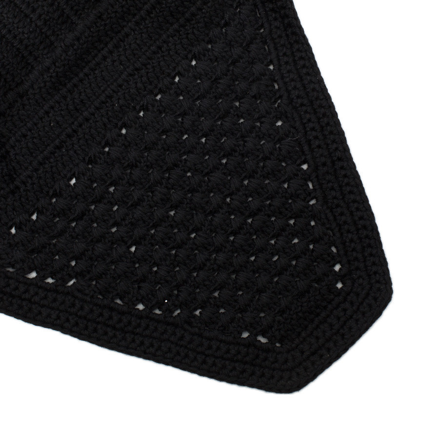 Greenfield Selection M/R - Flyveil - Straight - black