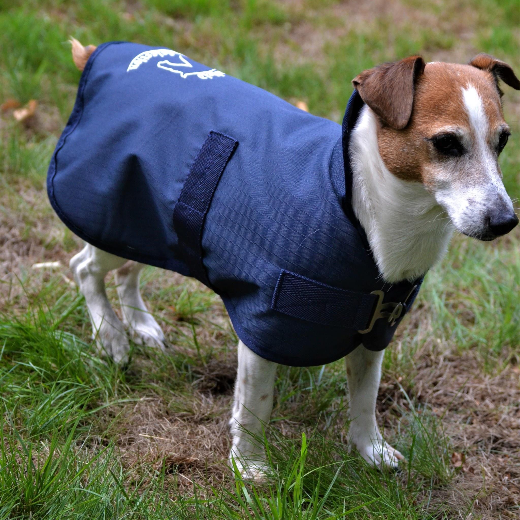 Greenfield Selection HD2 - Hondendeken buiten - blauw