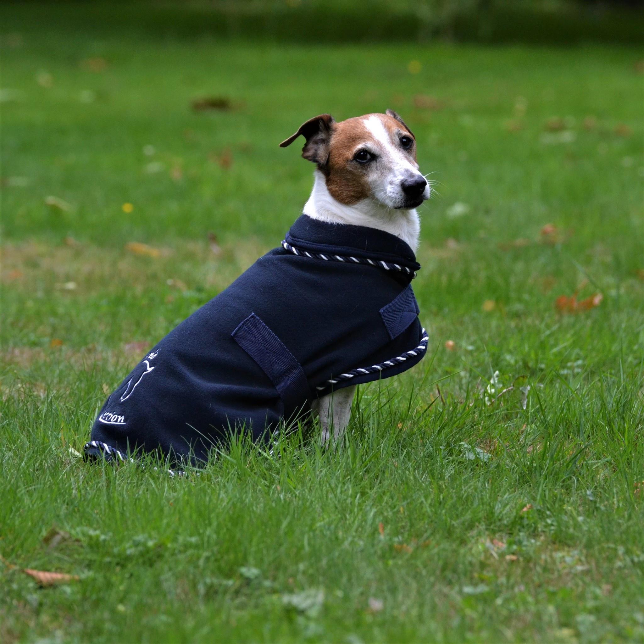 Greenfield Selection Hondendeken fleece - blauw