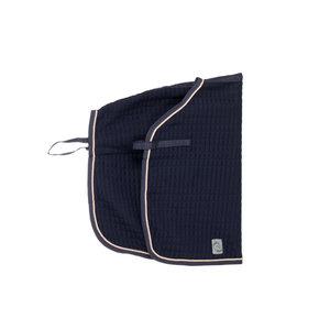Carré couvre-reins thermo - bleu marine/bleu marine-beige