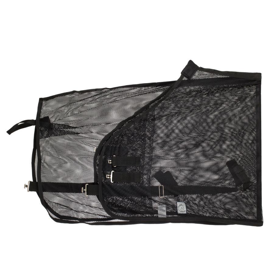 Greenfield Selection Transport vliegendeken - zwart