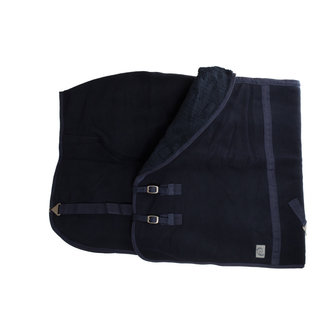 Greenfield Selection Chemise polaire teddy double - bleu marine