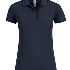 B&C - Polo - Safran timeless - dames