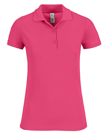 B&C B&C - Polo - Safran timeless – ladies