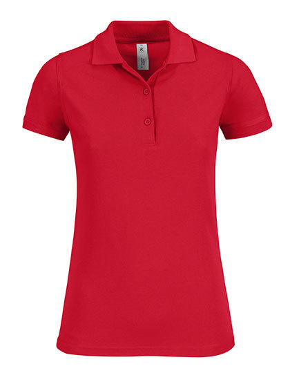 B&C B&C - Polo - Safran timeless - dames