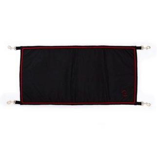 Greenfield Selection Porte de boxe noir/noir - rouge