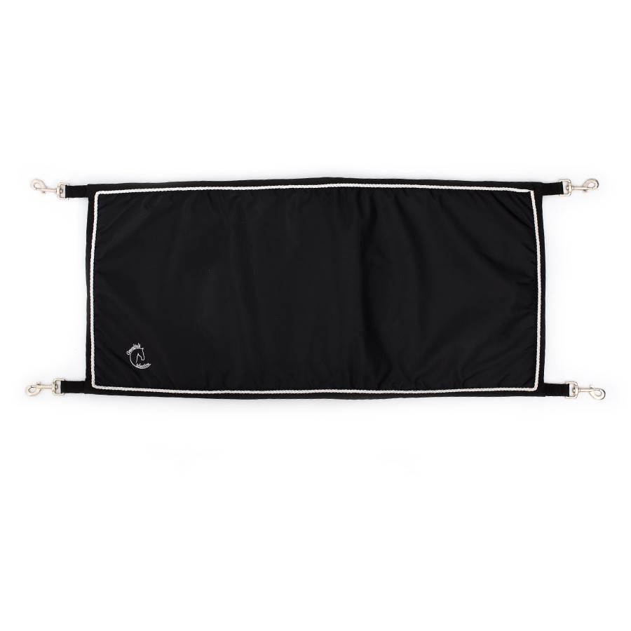 Greenfield Selection Porte de boxe noir/noir - blanc